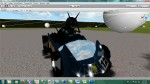 Capt. Helepolis drives Stomp Kart