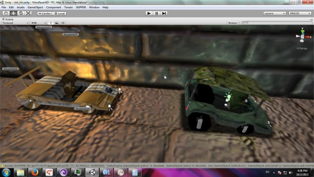 Unity - shh_hh.unity - NitroRacerXD - PC, Mac & Linux Standalone