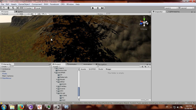 Shadowed Transparent Cutout Shader   imagination XD