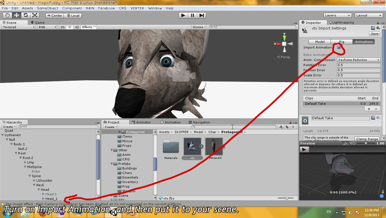 Tutorial] Unity Facial Animation / Blendshape / Morph | imagination XD