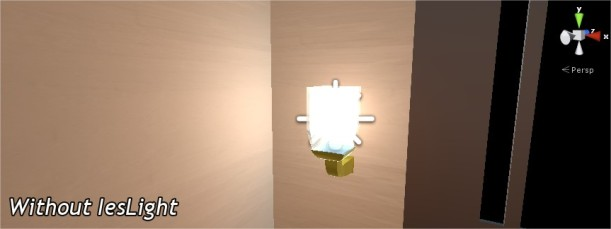 Without IES Light