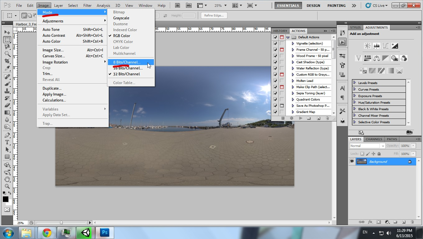 Tutorial] HDRI as Unity Skybox | imagination XD